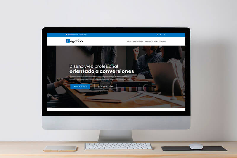 web economica para empresas 1