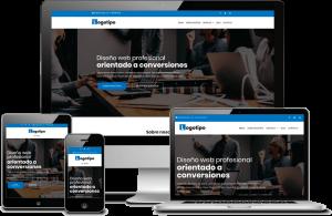 Web para empresas 1