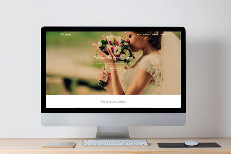 web economica para fotografos 1