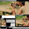 web para fotografos