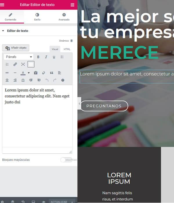 web-economica-para-empresas-2-personalizar
