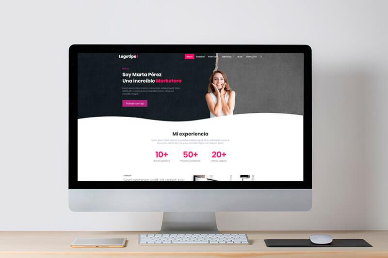 web economica para freelance 2