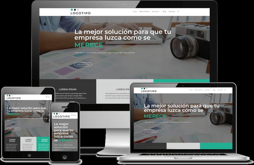 Web para empresas 2
