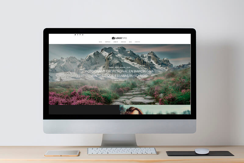 web economica para fotografos 2