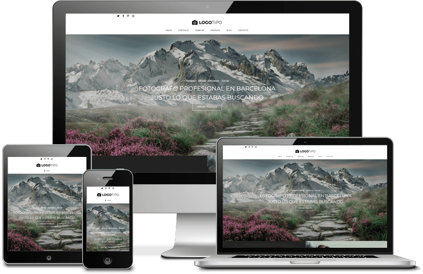 Web para fotógrafos 2