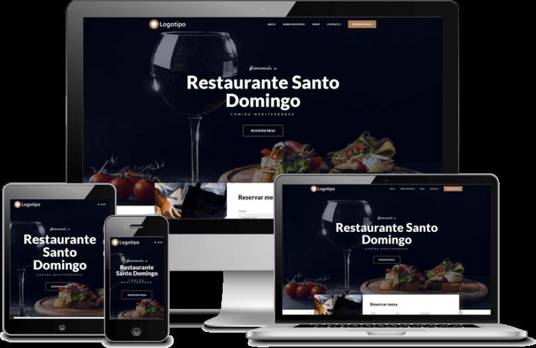 web para restaurante 2