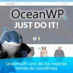 OceanWP, uno de los mejores temas de WordPress