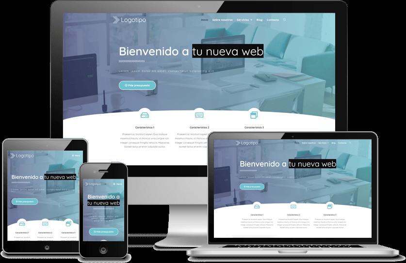 Web para empresas 3
