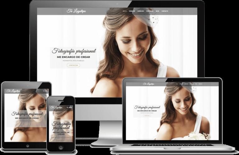 web para fotografos 3