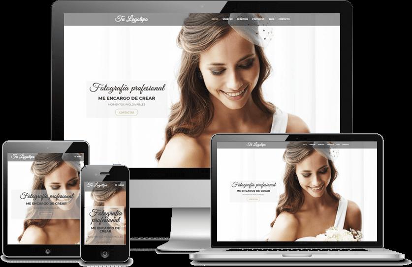 Web para fotógrafos 3